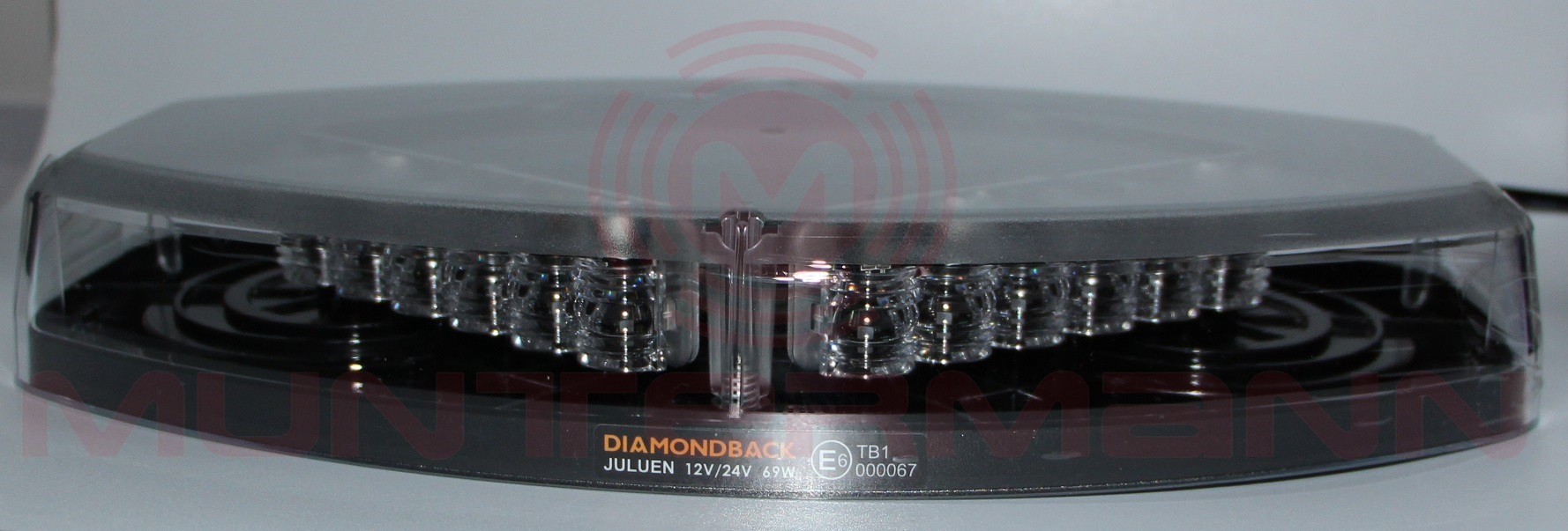 Axixtech DiamondBack Mini LED Lichtbalken - MUNTERMANN