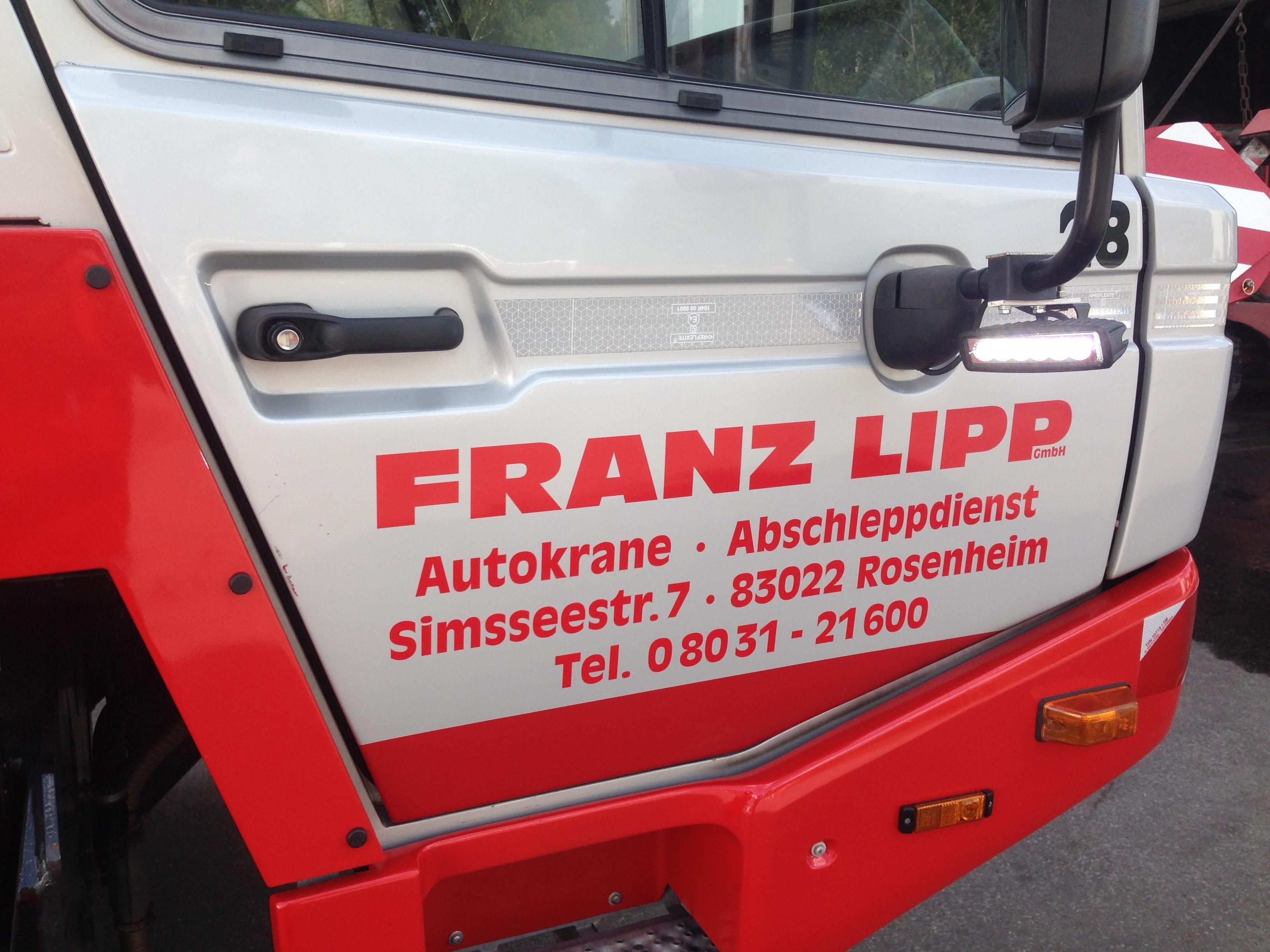 Franz Lipp Abschleppdienst - Der Sondersignal Markenshop - 911Signal ...