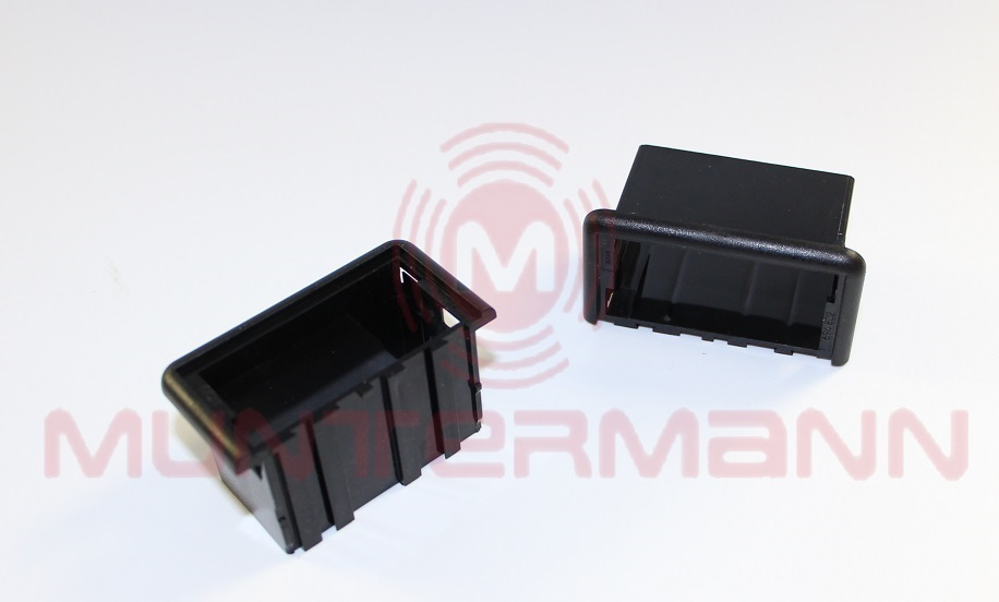 WippSchalter Kippschalter Wippenschalter  Lang Montage Schwarz Black ZZHTT5534